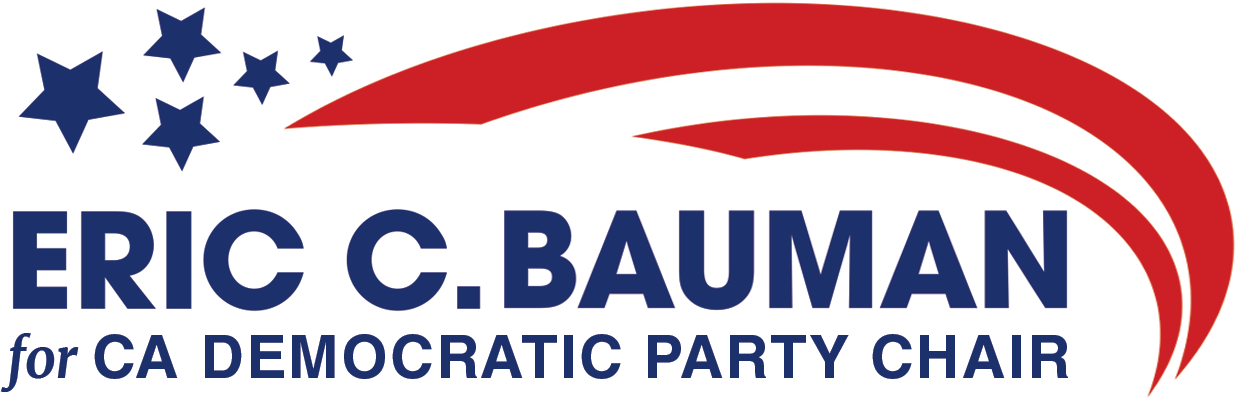 Eric C. Bauman for CDP Chair